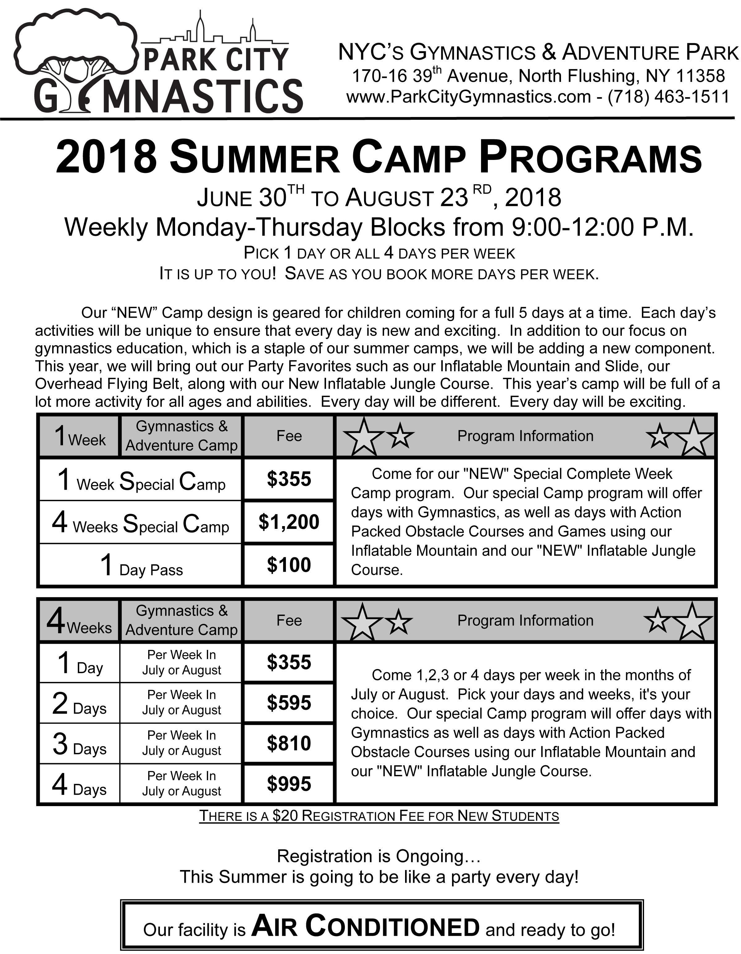 summer camp daily schedules koni polycode co